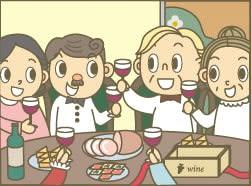 誕生日プレゼントでのご利用は年号ワインの一番人気!
