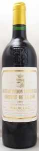 1992 シャトー ピション ロングヴィル コンテス ド ラランド(赤ワイン