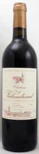 1994 シャトー ド ヴァランドロー(赤ワイン)