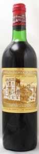 1976 シャトー デュクリュ ボーカイユ(赤ワイン