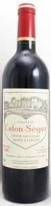 1998 シャトー カロン セギュール(赤ワイン