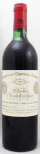 1980 シャトー シュヴァル ブラン(赤ワイン)