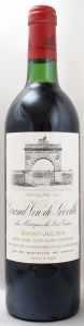 1981 シャトー レオヴィル ラス カーズ(赤ワイン