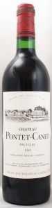 1983 シャトー ポンテ カネ(赤ワイン