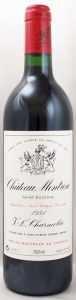 1991 シャトー モンローズ(赤ワイン