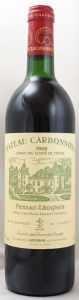 1988 シャトー カルボニュー(赤ワイン