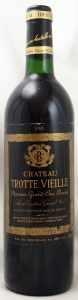 1985 シャトー トロット ヴィエイユ(赤ワイン)