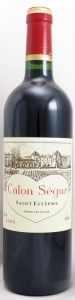 2006 シャトー カロン セギュール(赤ワイン