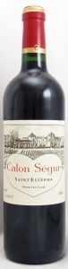 2007 シャトー カロン セギュール(赤ワイン