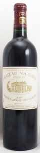 2000 シャトー マルゴー(赤ワイン