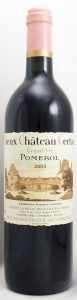 2003 ヴュー シャトー セルタン(赤ワイン
