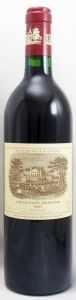 1986 シャトー ラフィット ロートシルト(赤ワイン