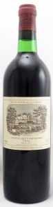 1976 シャトー ラフィット ロートシルト(赤ワイン