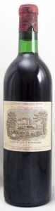 1971 シャトー ラフィット ロートシルト(赤ワイン