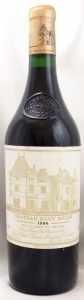 1986 シャトー オー ブリオン(赤ワイン