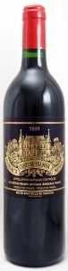 1991 シャトー パルメ(赤ワイン