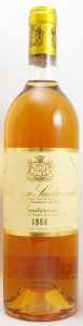 1988 シャトー スデュイロー(白ワイン