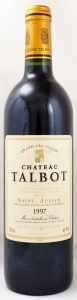 1997 シャトー タルボ(赤ワイン