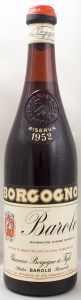 1952 バローロ リゼルヴァ(赤ワイン