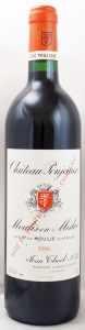 1996 シャトー プジョー(赤ワイン