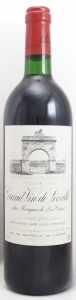 1996 シャトー レオヴィル ラス カーズ(赤ワイン