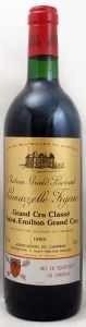 1985 シャトー グラン バライユ ラマゼル フィジャック(赤ワイン)