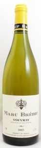 2003 ヴーヴレイ(白ワイン