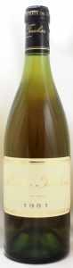 1981 コトー デュ レイヨン(白ワイン