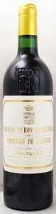 1993 シャトー ピション ロングヴィル コンテス ド ラランド(赤ワイン