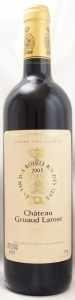 2005 シャトー グリュオ ラローズ(赤ワイン