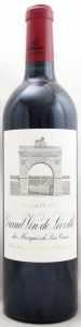 2011 シャトー レオヴィル ラス カーズ(赤ワイン
