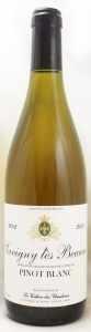 2002 サヴィニ レ ボーヌ ピノ ブラン(白ワイン
