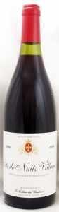 1996 コート ド ニュイ ヴィラージュ(赤ワイン