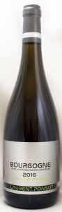 2016 ブルゴーニュ ブラン キュヴェ デュ ペルス ネージュ(白ワイン
