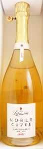 2002 ノーブル キュヴェ ヴィンテージ ブラン ド ブラン(シャンパン・スパークリング