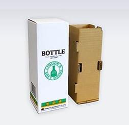 ワインボトルBOX 1本入れ