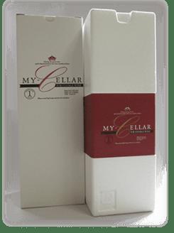 ワインの保存法のひとつマイ・セラー