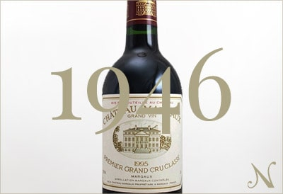 1946年のワイン