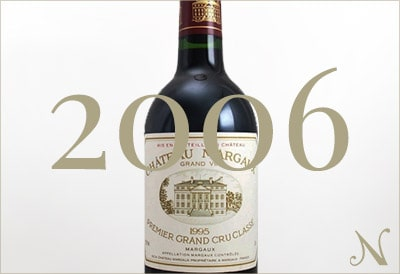 2006年のワイン